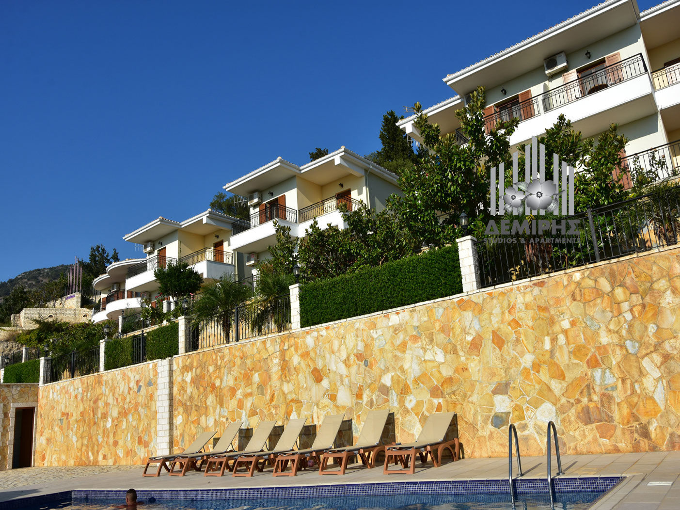 <em>Demiris Hotel <br /> Sivota - Greece</em>